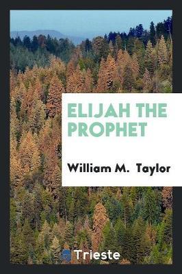 Elijah the Prophet (Paperback)