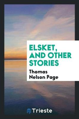 Elsket and Other Stories (Paperback)