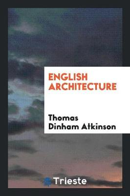 English Architecture (Paperback)