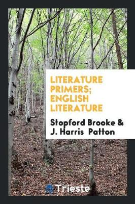 Literature Primers. English Literature (Paperback)
