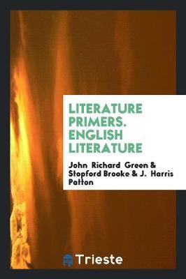 Literature Primers. English Literature (Paperback)