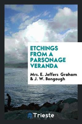 Etchings from a Parsonage Veranda (Paperback)