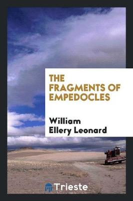 The Fragments of Empedocles (Paperback)