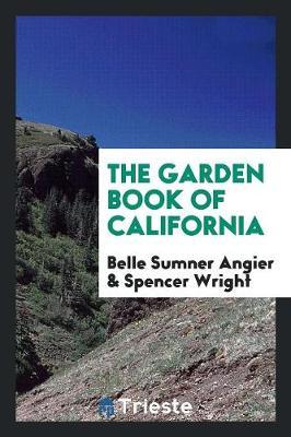 The Garden Book of California (Paperback)
