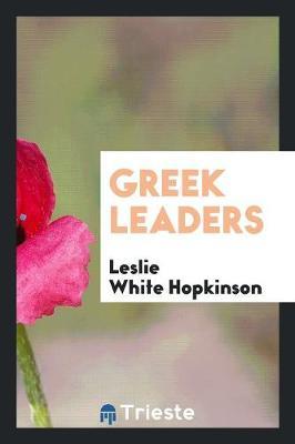 Greek Leaders (Paperback)
