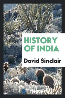 History of India (Paperback)