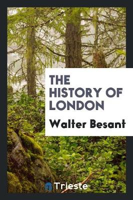 The History of London (Paperback)