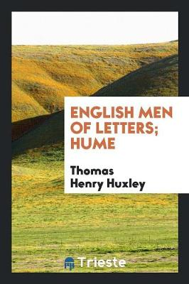 English Men of Letters; Hume (Paperback)