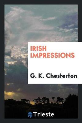 Irish Impressions (Paperback)