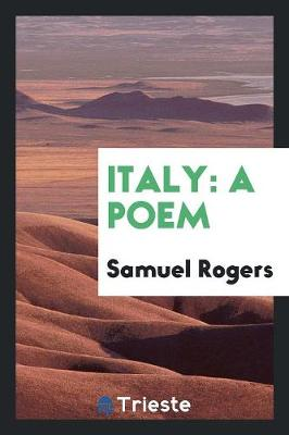 Italy: A Poem (Paperback)