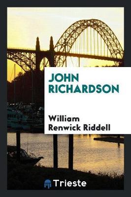 John Richardson (Paperback)