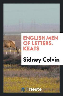English Men of Letters. Keats (Paperback)