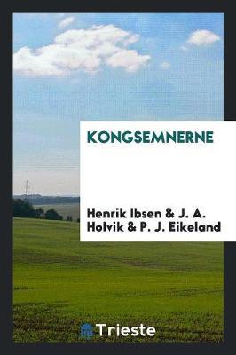 Kongsemnerne (Paperback)