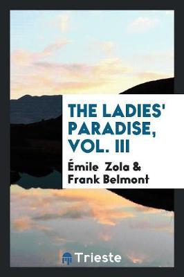 The Ladies' Paradise, Vol. III (Paperback)
