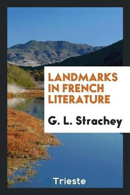 Landmarks in French Literature (Paperback)