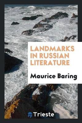 Landmarks in Russian Literature (Paperback)