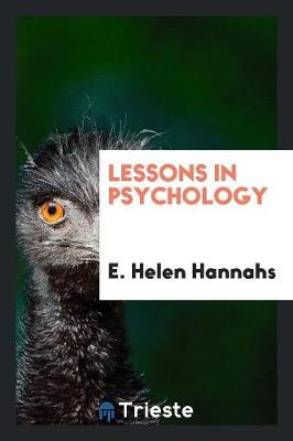 Lessons in Psychology (Paperback)