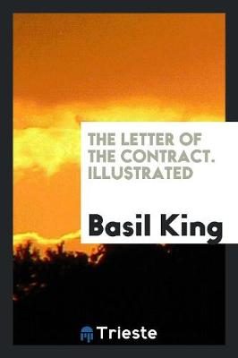 The Letter of the Contract. Illustrated (Paperback)