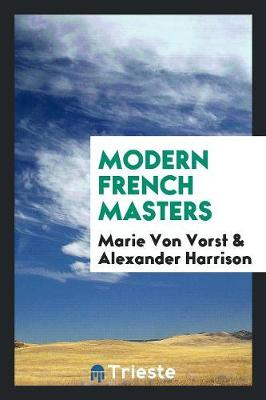 Modern French Masters (Paperback)