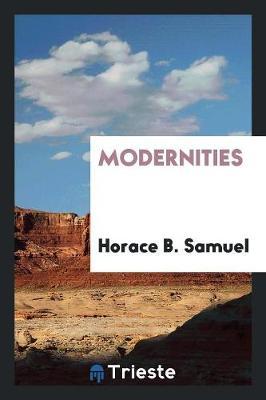 Modernities (Paperback)