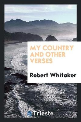 My Country and Other Verses (Paperback)