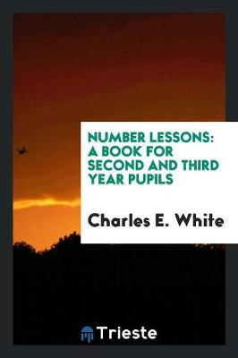 Number Lessons: A Book for Second and Third Year Pupils (Paperback)