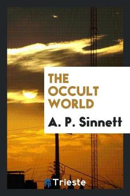 The Occult World (Paperback)