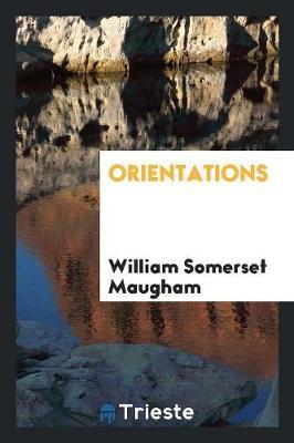 Orientations (Paperback)