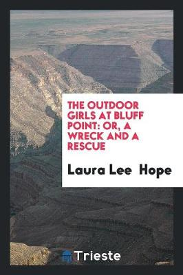 The Outdoor Girls at Bluff Point; Or, a Wreck and a Rescue (Paperback)