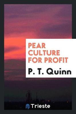 Pear Culture for Profit (Paperback)