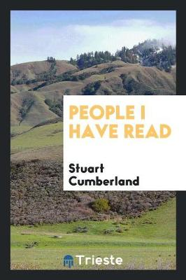 People I Have Read (Paperback)