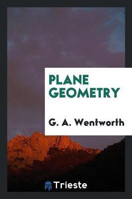 Plane Geometry (Paperback)