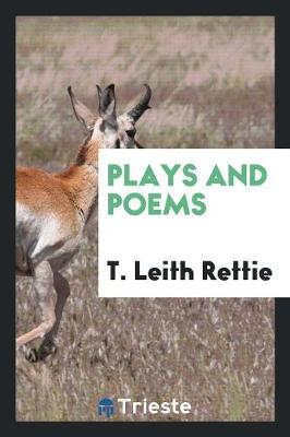 Plays and Poems (Paperback)