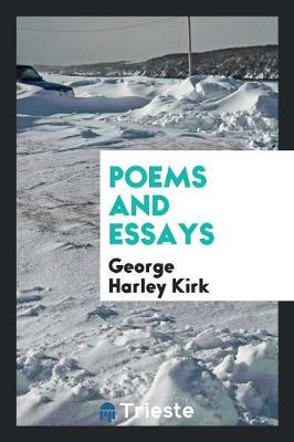 Poems and Essays (Paperback)
