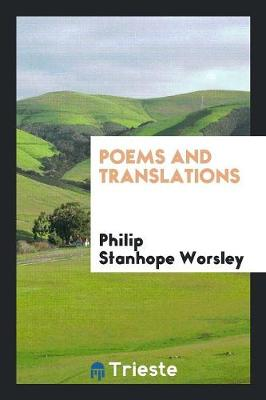 Poems and Translations (Paperback)