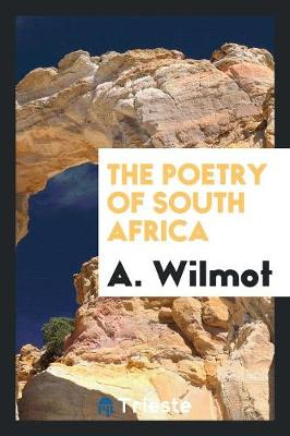 The Poetry of South Africa (Paperback)