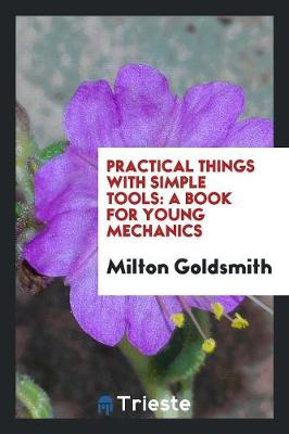Practical Things with Simple Tools: A Book for Young Mechanics (Paperback)