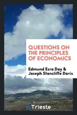 Questions on the Principles of Economics (Paperback)