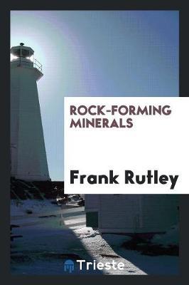 Rock-Forming Minerals (Paperback)
