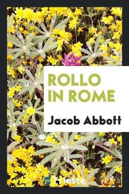 Rollo in Rome (Paperback)