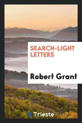 Search-Light Letters (Paperback)