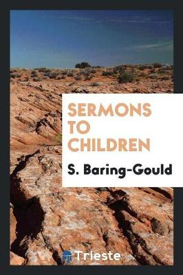 Sermons to Children (Paperback)
