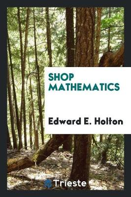 Shop Mathematics (Paperback)