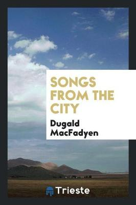 Songs from the City (Paperback)