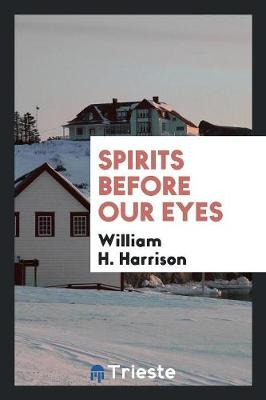 Spirits Before Our Eyes (Paperback)