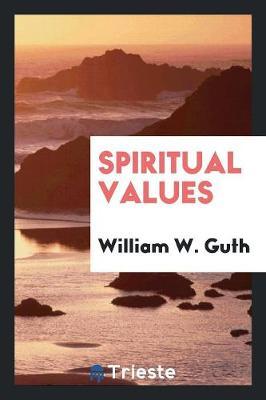 Spiritual Values (Paperback)