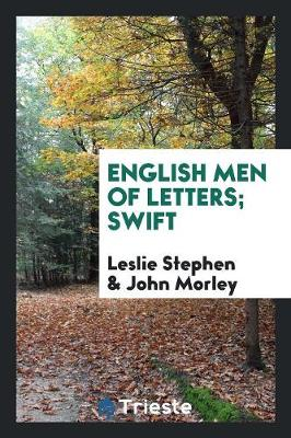 English Men of Letters; Swift (Paperback)