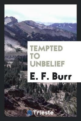Tempted to Unbelief (Paperback)