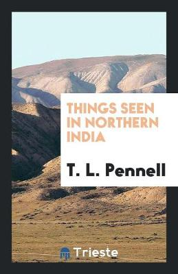 Things Seen in Northern India (Paperback)
