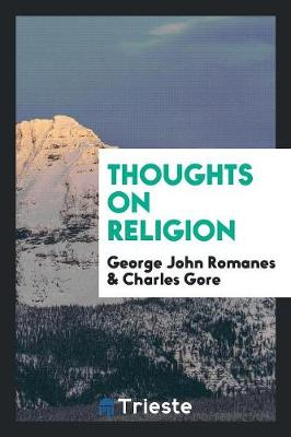 Thoughts on Religion (Paperback)